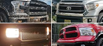Review: 4 Best Full-Size Pickup Trucks - Gear Patrol