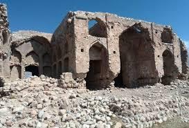 کاخ کیومرث داراب فرو ریخت+عکس های قبل و بعد از تخریب|خبر فوری