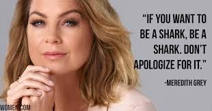 Best Greys Anatomy Quotes Mesmerizing Best Grey's Anatomy Season 48 Premiere Quotes Women