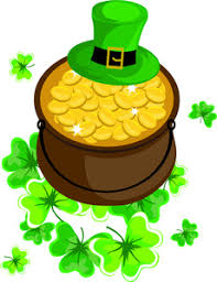 leprechaun and pot of gold clipart  free leprechaun and pot of    nice pictures  leprechaun and pot of gold clipart