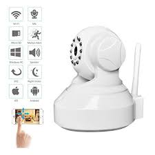 qr detect coolcam ismart wireless wifi ip camera smartphone cctv security