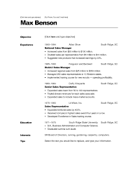 38 Blank Resume Templates To Print 9 Blank Resume Template Doc