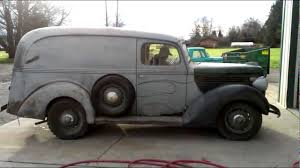 1939 Ford Panel Truck - YouTube