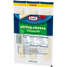 Mozzarella Light Nutrition Facts Kraft Light String Cheese Pogot Bietthunghiduong Co