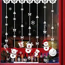 Weihnachtliche Fensterbilder Fenstergestaltung Mit Dem Und