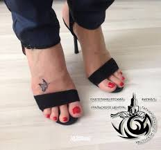ступня татуировки в екатеринбурге Rustattooru