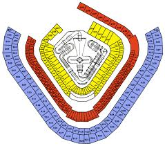 Edison Field Seating Chart Sengoonkon Sopo Dodger Stadium Supercross