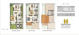 30x60 house floor plans for alluring