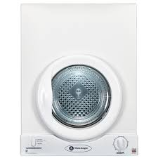 compact vented dryer. Exellent Vented White Knight Wall Mounted Compact Unidirectional Tumble Dryer C36AW To Vented P