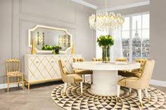 dining room of art deco collection diningroom luxuryfurniture greatgatsby interiordesign luxuryinterior