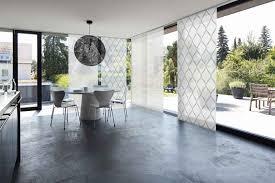 Ob Am Bodentiefen Fenster Oder Als Raumteiler Mhz Flächenvorhänge