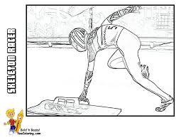Free printable sports coloring worksheets. Big Freeze Winter Sports Coloring Yescoloring Free Olympics