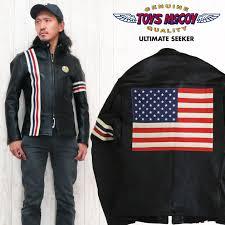 toys mccoy toys mccoy easy rider single leatherette jacket wyatt easy rider single leather