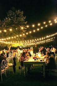 outdoor lighting ideas for parties. Fine Parties Outdoor Party Ideas Lighting  Backyard Wedding Decor Hacks For The Intended Outdoor Lighting Ideas For Parties