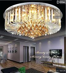 high end lighting fixtures. Ceiling Chandeliers Modern Crystal Simple Design High End Round Chandelier Led Lighting Fixtures