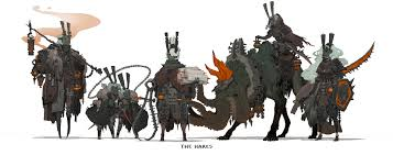 Best Game Character Design Fine Art A Masterclass In Character Design Kotaku Australia