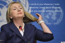 Image result for aN ARROGANT PHOTO OF HILLARY CLINTON GIVING A SPEECH