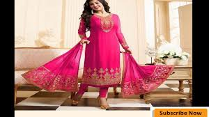 Indian Traditional Salwar Kameez Designs Traditional Indian Women Fashion Party Wear Stylish