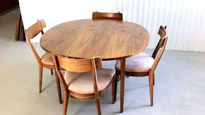 mid century modern dining room furniture. Modern Round Dining Table And Chairs Attractive Mid Century With On Room Furniture F