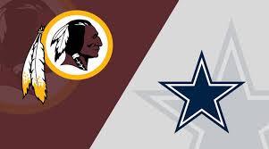 Redskins Qb Depth Chart 2018 Dallas Cowboys At Washington Redskins Matchup Preview 9 15