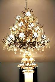 trends diy antler chandelier kit
