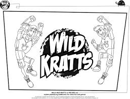 Printables Pbs Kids Programs Wild Kratts Wild Kratts Pbs Kids