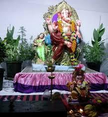 free beautiful photos collection ganesh chaturthi 2012 decoration