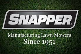 snapper mowers logo. snapper lawn mowers logo o