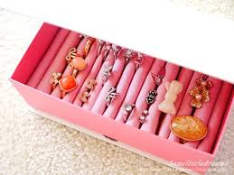 jewelry box ring holder 14 useful diy ideas for jewelry stand