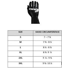 Motorcycle Carbon Fiber Knuckle Leather Riding Gloves Black Mg7