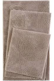 esprit yoga beige bath mat