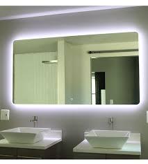 windbay 48 backlit led light bathroom vanity sink mirror