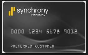 synchrony freezes man s credit card