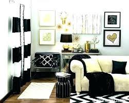 Black White And Gold Bedroom Decor Black White Gold Bedroom Black ...