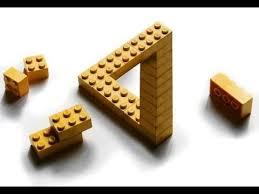 LEGO® - иллюзии - YouTube