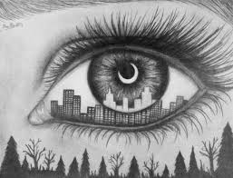 eyes drawings best drawings eyes illustration 30 expressive images on designspiration