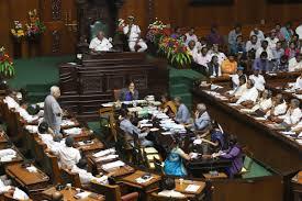 Karnataka Mla Tears Up In Assembly Over Defamatory Gay Sex Video