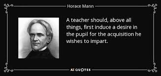 Horace Mann Quotes