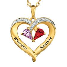 forever together birthstone diamond