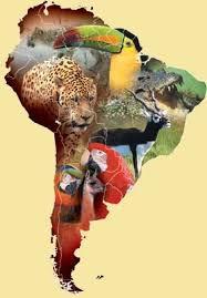 Южная Америка География материков и океанов 4 Животный и растительный мир Южной Америки