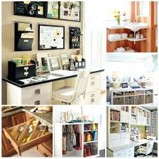 organize home office deco. Surprising Wonderful Small Space Home Office The Inspired Room Simple Organize Your Closet Deco