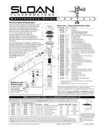 Royal Manual Flush Valve Maintenance Guide