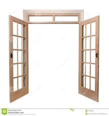 open double doors clipart.  Doors French Doors Royalty Free Stock Photos  Image 22886538 To Open Double Clipart H