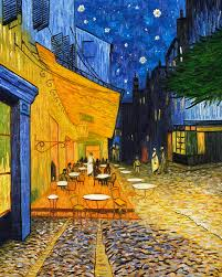 famous artist oil painting