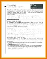 9 10 Public Relations Resume Objective Juliasrestaurantnj Com