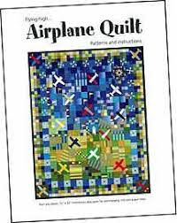 Colfax Cloth & Quilt Company & Airplane Quilt Pattern Book, ... Adamdwight.com