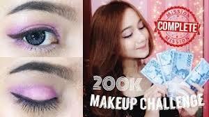 200k makeup challenge bahasa