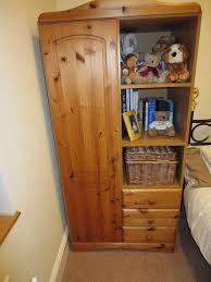 Pine Bedroom Furniture Pine Bedroom Furniture Wardrobe Chest Of Draws Pine Mirror