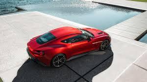 Aston Martin, Vanquish Zagato, 2017 Cars, Side View