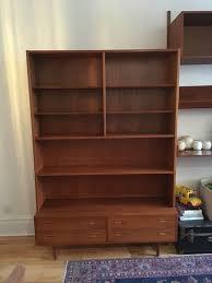 mid century modern bookshelf. Listing Item Mid Century Modern Bookshelf
